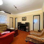 Directreal ponúka Prízemný 4 izbový rodinný dom s garážou v obci Horná Kráľová