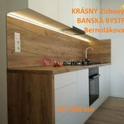 2-izbový byt, moderná rekonštrukcia, Banská Bystrica, Bernolákova ul.