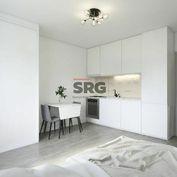S R G ® | Garsónka po čerstvej rekonštrukcii vrátane kompletného zariadenia