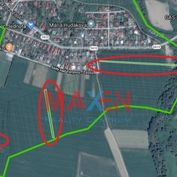 Predaj: *MAXEN*, Investičné pozemky 4 parcely od 660 m2 - 2093 m2, Košice okolie - Zdoba