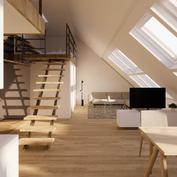 Arvin & Benet | Unikátny, vzdušný loft s jedinečnou atmosférou v centre mesta