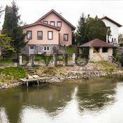 *REZERVOVANÉ*5 izbový rodinný dom v Tomášove s výhľadom na Malý Dunaj