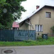 Rodinný dom /837 m2/ Terchová - Centrum