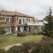 6-izbový rodinný dom s bazénom, Pereš