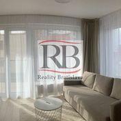 Na prenájom nový 1 izbový byt v novostavbe Jarabinky na Jarabinkovej ulici v Ružinove, BAII