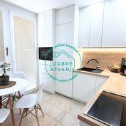 Exluzívna ponuka 3 izbový zariadený byt na prenájom s loggiou
