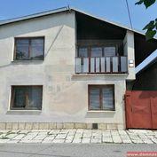 Rodinný dom v lukratívnej časti mesta Krompachy