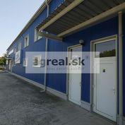 Skladový priestor - priestor na showroom 530 m2 v montovanej hale s parkingom, Dvojkrížna ulica, mož