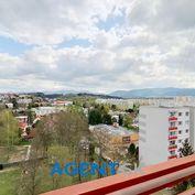 AGENT.SK 55 m² 2-izbový byt s krásnym výhľadom na pohorie Malá Fatra