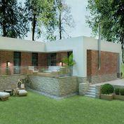 Directreal ponúka Novostavba rodinného domu v krásnom prostredí prírody