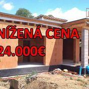 TOCA – EXKLUZÍVNE - predaj novostavby rodinného domu v Kotešovej
