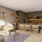 3i byt v projekte Pod Zábrehom II A1.05