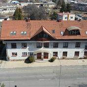 Polyfunkčná budova v Poprade s možnosťou prestavať na bytové jednotky