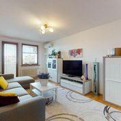 Priestranný 3 izbový byt 87 m2 s dvoma zasklenými loggiami, klimatizovaný - NÁMESTIE HRANIČIAROV, BA