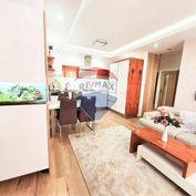 Moderne zariadený 3 izb.byt s klimatizáciou a vlastným parkovacím státím