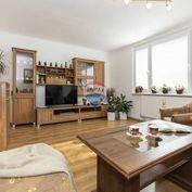 Na predaj 3-izbový byt s priestrannou loggiou na Dunajskej ul.- Šamorín