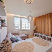 KRÁSNY VÝHĽAD - 2i byt pripravený na rekonštrukciu