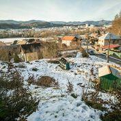 Stavebný pozemok na predaj v Banskej Bystrici časť Iliaš