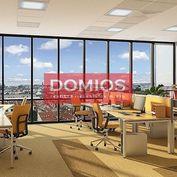 Prenájom klim. kancel. v novom BC v centre (9.500 m2, výťah, parking)
