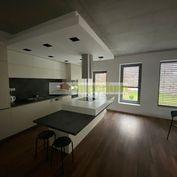 Prenájom moderného,  zariadeného bytu s terasou v centre Šamorína, Hlavná ul.