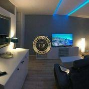 3izb.byt s loggiou kompletne prerobený, zariadený, klimatizovaný
