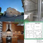 Tehlový, veľkometrážny byt v úplnom centre mesta Nitra ,vlastné kúrenie... ID 274-114-MIG