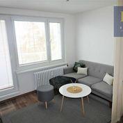 Prenájom zrekonštruovaného a zariadeného bytu s loggiou Hliny 5