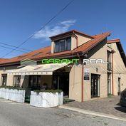 GARANT REAL - predaj 2 -podlažný komerčný objekt, polyfunkčná budova 415 m2 + samostatne stojaca pre