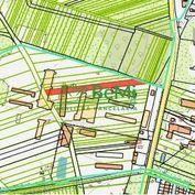Predaj pozemku na začiatku Stupavy 11000 m2
