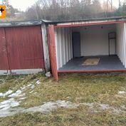 Na predaj garáž hromadná Martin Stará Tehelňa -