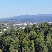 Pozemok s krásnym výhľadom na Fončorde