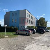 Na PRENÁJOM nebytové priestory s parkovaním, Košice, ulica Dunajská