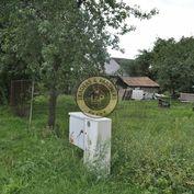 Na predaj stavebný pozemok v obci Savčina s projektovou dokumentáciou