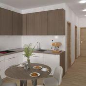 2i byt v novostavbe Zelené Vlčince D.305