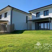 REZERVOVANÉ | DELTA | 4 izbový dom s garážou a pozemkom 873m2