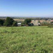VIV Real predaj lukratívneho pozemku v Sokolovciach s výhľadom na Piešťany a okolie