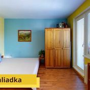 Kompletne zrekonštruovaný 2 izbový byt s lodžiou+parkovanie CENTRUM Banská Bystrica
