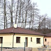 Samostatne stojaci 4i bungalov, novostavba, Studienka