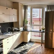 PETRŽALKA, 4-i byt, 96 m2, NOVOSTAVBA, komplet zariadený, TERASA, vlastny kotol, PROVÍZIU NEPLATÍTE