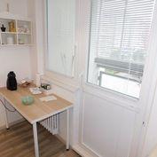 Perfektný zariadený byt po totálnej rekonštrukcii, samostatná kuchyňa, lodžia, ihneď voľný, Prievoz