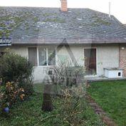 Starší rodinný dom na predaj, Domaniža