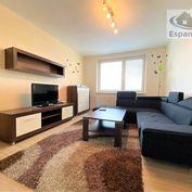**NOVINKA: Kompletne zariadený 2 izb. byt na ul. Ľ. Fullu v Malackách!!