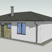 PNORF – posledné 4 RD, terasa, 120 m2, pozemky od 510, 3x park. státie, IBV Sever - Madunice