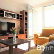 Na predaj útulný a zariadený 2i byt s luxusným výhľadom!