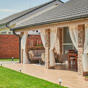 Skolaudovaný rodinný dom s privátnym wellness- Prievidza