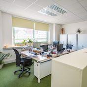 Reprezentatívny kancelársky priestor na predaj o ploche 72,75 m2 v objekte na Nám.SNP