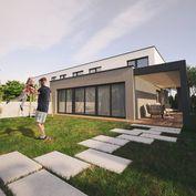 AGÁTOVÁ - Rodinný dom A1