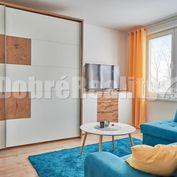 2 izbový byt prenájom, 38 m², 2.p./7.p., Nábrežie sv. Cyrila, Prievidza