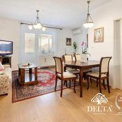 DELTA | 1 izbový byt v Miloslavove - Alžbetin Dvor so zimnou záhradou