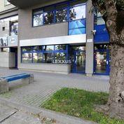 PRENÁJOM - obchodný priestor, 127 m2, Trnavská cesta, BA II.